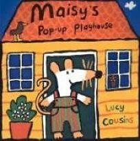 Maisys Pop-Up Playhouse