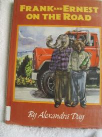 Frank and Ernest on the Road