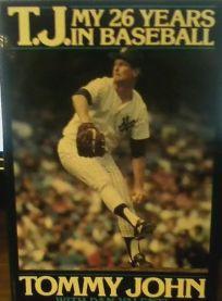 T.J.: My 26 Years in Baseball