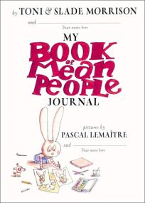 My Book of Mean People Journal
