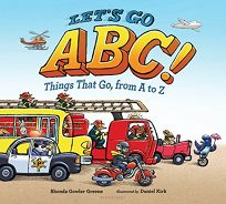 Let's Go ABC! Things That Go