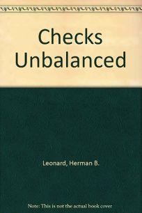 Checks Unbalanced: The Quiet Side of Public Spending