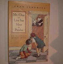 Mr. Chas & Lisa Sue Meet Panda