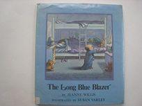 Long Blue Blazer