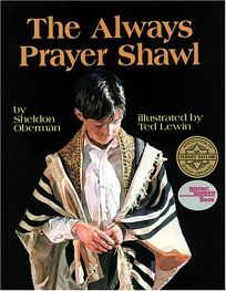 Children's Book Review: The Always Prayer Shawl by Sheldon
