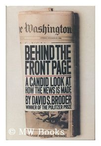 Behind the Front Page