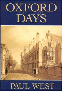 OXFORD DAYS: An Inclination