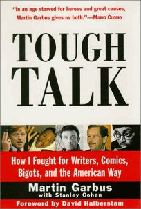 Tough Talk: How I Fought for Writers