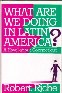 What Are We Doing in Latin America?: A Novel about Connecticut