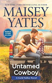 Untamed Cowboy: Gold Valley