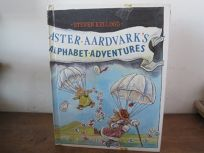 Aster Aardvarks Alphabet Adventures