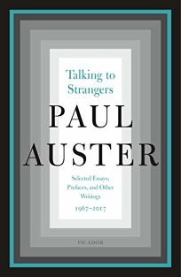Talking to Strangers: Selected Essays