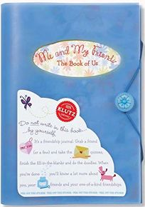Me and My Friends: The Book of Us [With Stickers and Envelopes]