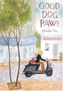 children s book review good dog paw by chinlun lee author