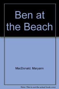 Ben at the Beach