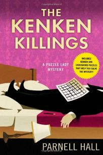 The KenKen Killings: A Puzzle Lady Mystery