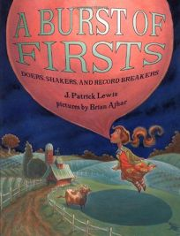 A BURST OF FIRSTS: Doers