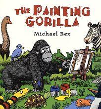 Painting Gorilla