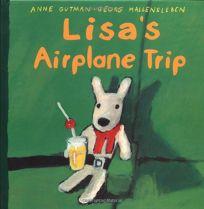 LISAS AIRPLANE TRIP; GASPARD ON VACATION