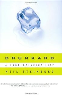 nonfiction book review drunkard a harddrinking life by