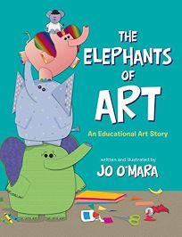 The Elephants of Art: An Educational Art Story