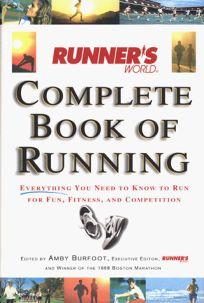 Runners World Complete Book Running