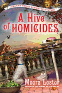 A Hive of Homicides: A Henny Penny Farmette Mystery