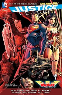 Justice League: The Trinity War
