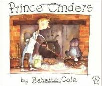 Prince Cinders Sandcastle