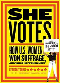 She Votes: How U.S. Women Won Suffrage