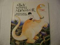 A Boy Wants a Dinosaur