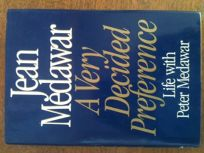 A Very Decided Preference: Life with Peter Medawar