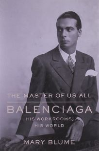 The Master of Us All: Balenciaga