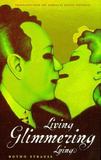 Living Glimmering Lying