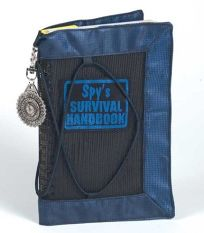 Spys Survival Handbook [With Metal Key Chain Decoder]
