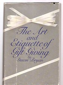 The Art and Etiquette of Gift Giving