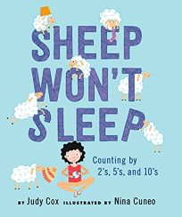 Sheep Won't Sleep: Counting by 2s