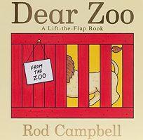 Dear Zoo: A Lift-The-Flap Book Anniversary