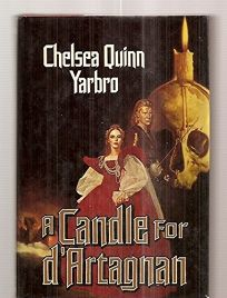 A Candle for DArtagnan: An Historical Horror Novel