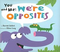 You and Me: Were Opposites