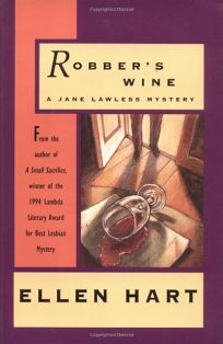 Robbers Wine: A Jane Lawless Mystery