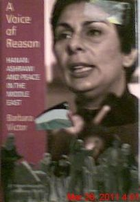 Voice of Reason: Hanan Ashrawi and Peace in the Middle East