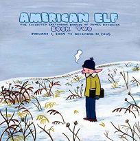 American Elf Volume 2: The Collected Sketchbook Diaries of James Kochalka