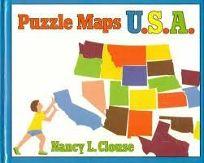 Puzzle Maps U. S. A.