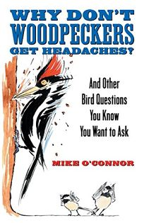 Why Dont Woodpeckers Get Headaches? And Other Bird Questions You Know You Want to Ask