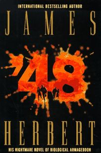 Fiction book review 48 by james herbert author for Portent herbert