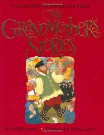 My Grandmothers Stories: A Collection of Jewish Folk Tales