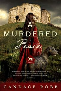 A Murdered Peace: A Kate Clifford Mystery