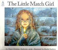 Little Match Girl Sandcastle