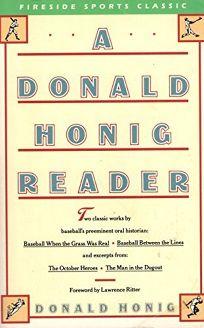 A Donald Honig Reader